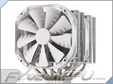 Phanteks PH-TC14PE Twin Tower Dual 140mm Universal CPU Cooler - White