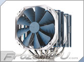 Phanteks PH-TC14PE_BL Twin Tower Dual 140mm Universal CPU Cooler - Blue