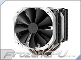 Phanteks PH-TC14PE_BK Twin Tower Dual 140mm Universal CPU Cooler - Black