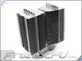 Prolimatech Megahalems Rev C. Intel CPU Heatsink (LGA 775 / 115x / 1366 / 2011** / AM2 / AM2+ / AM3)