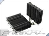 Prolimatech Genesis Universal CPU Heatsink - Motherboard Cooler - Black Edition (LGA 775 / 115x / 1366 / 2011**)( AM2 / AM2+ / AM3)