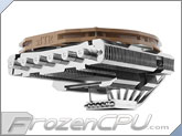 Thermalright AXP-200 Low Profile Universal CPU Cooler - Socket LGA 2011 / 1366 / 115x / 775 / FM1 / FM2 / AM3 / AM2