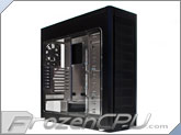 Lian Li Classic Series PC-A77F / Black / Full Tower Case w/ Custom Bolt-On Full Window
