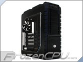 Cooler Master HAF-X XL-ATX Compatible High Air Flow Full Tower Case w/ Custom Full Bolt-On Window (RC-942-KKN1)