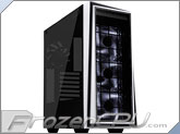 Silverstone FT03 Fortress Series Aluminum Mid-Tower Chassis (SST-FT03B)