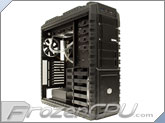 Cooler Master HAF-X Full Tower Custom Liquid Cooled Case - Liquid Cooled Push / Pull Edition XSPC Raystorm RS360 Installed!