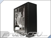 Lian Li V Silent Series PC-V2120B Full Tower Case w/ Custom Full Bolt-On Window - Dual Loop Liquid Cooled Edition