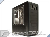 SilverStone Temjin SST-TJ07BW Full Tower Case w/ Window - Single Loop Liquid Cooled Quad Edition