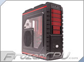 Cooler Master HAF-X XL-ATX Compatible High Air Flow Full Tower Case  (RC-942-KKN1) - Chassis Powder Coating