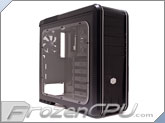 Cooler Master CM 690 II Advanced Mid Tower Chassis w/ Custom Bolt-On Window (RC-692-KKN2-CUSTOM)