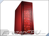 Lian Li Classic Series PC-A77F / Red / Full Tower Case (PC-A77FR)