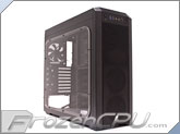 Corsair Carbide Series 500R Mid Tower Chassis w/ Custom Bolt-On Full Window - Black (CC500R-CUSTOM)