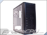 Antec Three Hundred Two Mid-Tower Gaming Case w/ Custom Bolt-On Full Window - Black