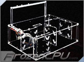 Sunbeam Ultra-Tech Station Acrylic Case - Clear - (ACTS-T)
