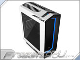 AeroCool Mid Tower Case with PWM Fan Hub and Watercooling Ready with USB 3.0, White (P7-C1 White)