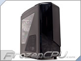 NZXT Phantom 530 Enthusiast Full Tower ATX Chassis - Black Exterior / Black Interior - Single Loop Liquid Cooled Edition