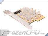 Akust PCI Slot Fan Power Splitter / Reducer - 5V / 6V / 8V / 10V / 12V
