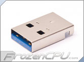 USB 3.0 Type-A 9-Pin Male External Connector