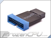 USB3.0 20-Pin to USB2.0 10-Pin Adapter (OCU72)
