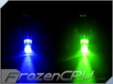 5mm Blue/Green Dual Color LED