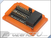 Mod/Smart 20 Station LED Board - Base - Orange (LEDSTAT-20-O)