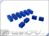 Mod/Smart Internal Dust Cover Kit - UV Blue - (DC-KIT-UB)