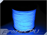 18AWG Wire - Blue UV