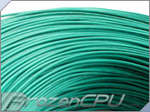 16AWG Hook Up UL1007 Approved Wire - Green