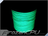 18AWG Wire - Green UV