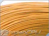 16AWG Hook Up UL1007 Approved Wire - Orange