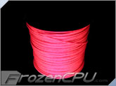 18AWG Wire - Red UV