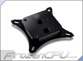 Bitspower Summit EF CPU Liquid Cooling Block - Intel LGA Series - Black Acetal (BP-WBCPUIAC-CUMBKBK)