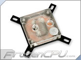 EK Supremacy Universal CPU Liquid Cooling Block - Plexi (EK-Supremacy)
