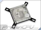 EK Supremacy Universal CPU Liquid Cooling Block - Nickel (EK-Supremacy - Nickel)