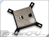EK Supremacy Universal CPU Liquid Cooling Block - Full Nickel (EK-Supremacy - Full Nickel)