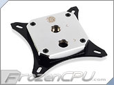 Bitspower Summit EF CPU Liquid Cooling Block - Intel LGA Series - Full Nickel (BP-WBCPUIBA-CUMBKSL)