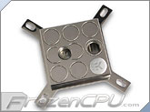 EK Supremacy ELITE CPU Liquid Cooling Block - Full Nickel - Socket 2011 w/ Indigo Xtreme (EK-Supremacy Elite - Intel 2011)