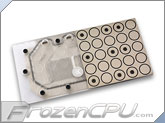 EK EVGA GeForce 680 GTX FTW VGA Liquid Cooling Block - Nickel CSQ (EK-FC680 GTX FTW - Nickel)