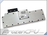 EK AMD FirePro S1000 Liquid Cooling Block - Copper / Stainless Steel (EK-FCS10000)