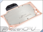 Aquacomputer Kryographics GTX 780 Ti Full Coverage Liquid Cooling Block - Copper / Stainless Steel (23582)