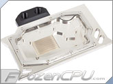 Aquacomputer Kryographics GTX 780 Ti Full Coverage Liquid Cooling Block - Nickel / Acrylic (23585)