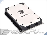 Bitspower HDD Acetal Liquid Cooling Block - Silver (BP-HDS350P-SL)