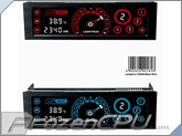 Lamptron CM430 Limited Edition-Red & Blue (CM430-RED&BLUE)