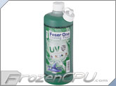 Feser One Non Conductive Cooling Fluid - 1000 ml - UV Green