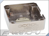 Alphacool Laing DDC Metal Housing / Passive Cooler - Silver Nickel (13171)