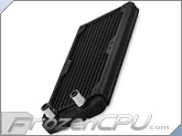 Black Ice Nemesis GT Stealth 240 Radiator - Black
