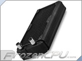 Black Ice Nemesis GTX 240 Radiator - Black