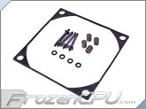 Phobya Radiator Mounting Set M3 w/ Antivibration - 120mm Fan (38271)
