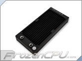 EK High Performance CoolStream 240 PE Series Liquid Cooling Radiator (EK-CoolStream PE 240 (Dual))