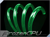 "PrimoChill PrimoFlex Advanced LRT Tubing 3/8""ID x 1/2"" OD - Limited Edition Atomic UV Green (PFLEXA-12-G)"